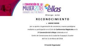 Convención de la Mujer 2018 @ Centro de Conveniones